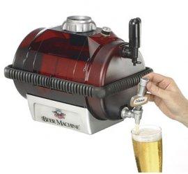 Gas para maquina de cerveja