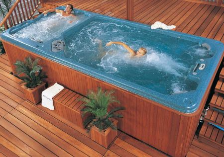 Piscina Spa Fitness Pro 4700 Geek Chic