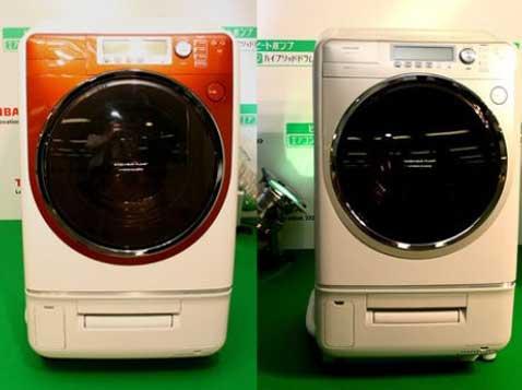 Tw 3000ve m quina de lavar secar roupa ar condicionado for Maquina de segar