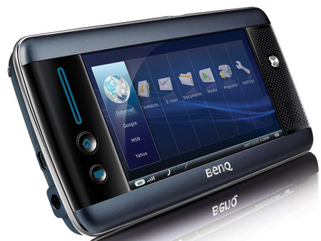 MID S6 (Mobile Internet Device) da BenQ