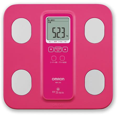 Omron Body Fat Monitor Scale 47