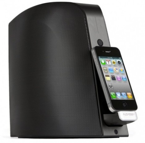 Premium South of Market Edition iPhone Audio Dock