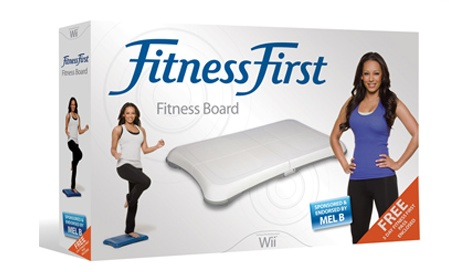 Fitness First Wii