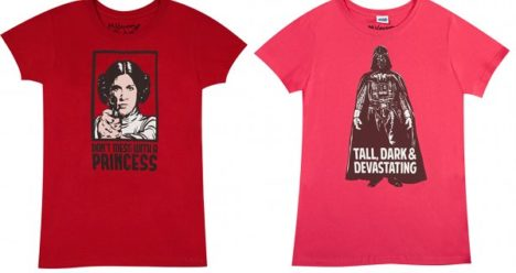 Star Wars Shirts For Women