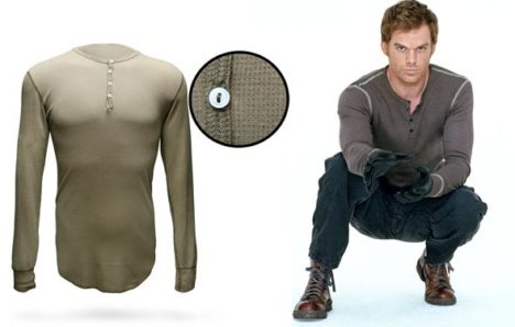 Camiseta Dexter Morgan