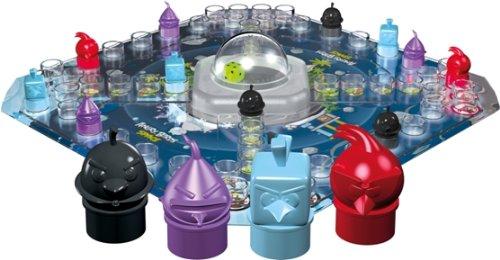 Jogo de tabuleiro Angry Birds Space Race Game