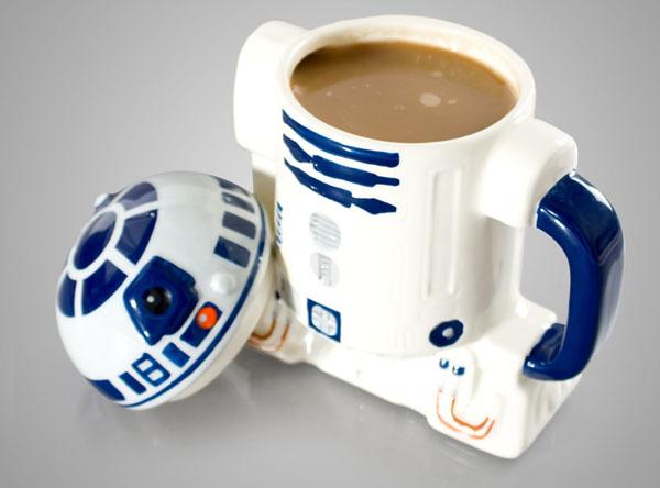 Xícara R2-D2