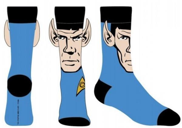 Meias Spock