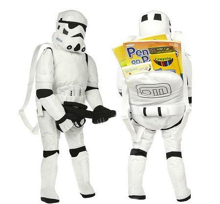 mochila storm trooper