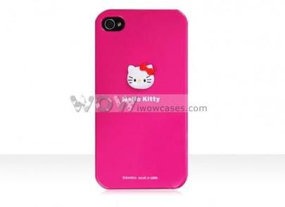 Case da Hello Kitty para iPhone4