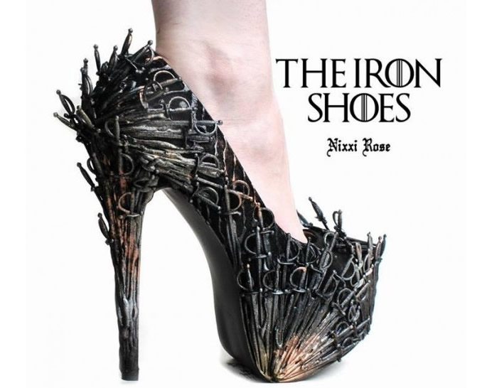 The Iron Shoes