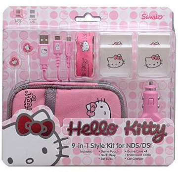 Hello Kitty Starter Kit