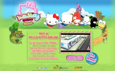 Hello Kitty Online Brasil