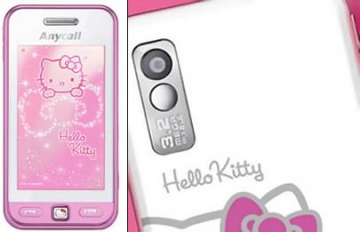 Samsung S5230 Tocco Lite Hello Kitty
