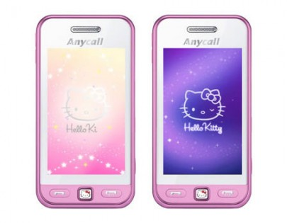 Samsung S5230 Tocco Lite Hello Kitty
