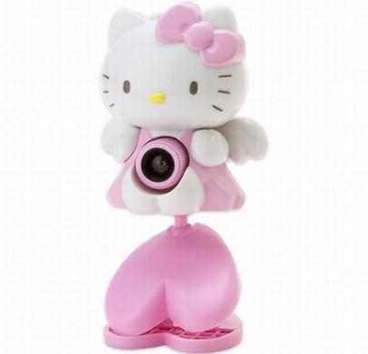 Webcam da Hello Kitty