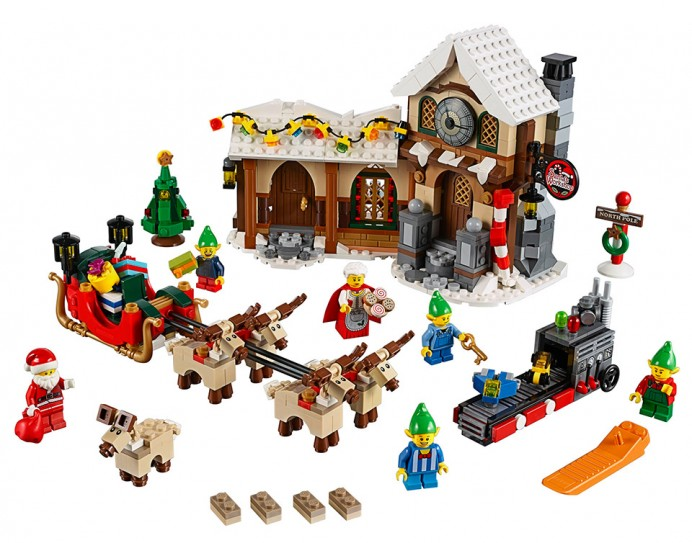 LEGO Santa's Workshop