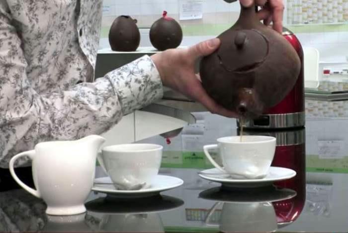 bule de chocolate