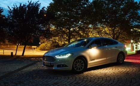 SistemaIluminaçãoAvançada-Ford