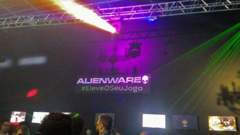 alienware eleve o seu jogo