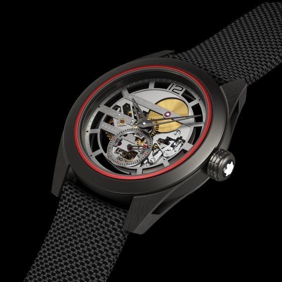 7b6728f3de9 Montblanc TimeWalker Pythagore Ultra-Light Concept