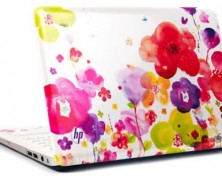 "Edição especial do notebook ""Garden Dreams"": HP Pavilion dv5-2129wm de 14,5″"