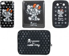 Capas Tokidoki x Hello Kitty para iPhone, iPad e notebooks