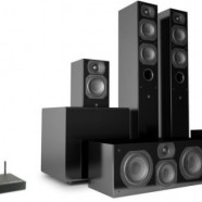 Intimus 4T Summit Wireless 5.1 Home Theater System da Aperion Audio