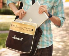 Marshall Power Amp : Bolsa para notebook