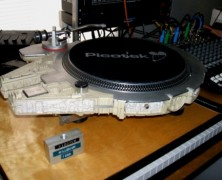 Millennium 1200: pick up para djs fans de Star Wars