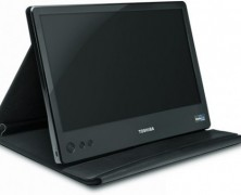 Monitor Mobile da Toshiba: display externo portátil para notebooks